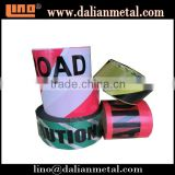 Hot Sell Underground Detectable Barricade Warning Tape