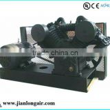 10HP electric motor engine Air Compressor JL2105T two stage set bare type air tools belt driven air compressor