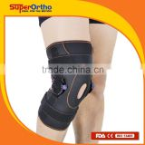 A7-043 New Mesh Knee Support brace w/ROM Hinge