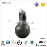 Strength training weights cast iron kettle bell 10lb