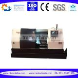 CK63L High Precision Slant Bed CNC Lathe / Bench Type CNC Lathe