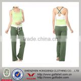 2013 Latest design High performance Yoga Tops and Pants for ladies