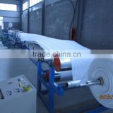 TUBE TYPE PROTECTIVE FOAM TUBE EPE MAKING MACHINE