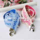 Fashion children printed canvas belt