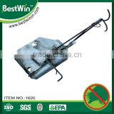 BSTW MSDS certification galvanized sheet mole & gopher trap