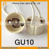 220v e27 Ceramics lamp holder for handing pendant light GU10 TO E27 Lamp Holder