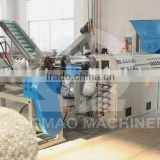 zhongmao machine PP PE pelletizer line