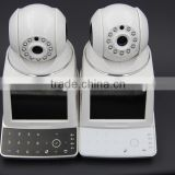 alarm system PTZ control Video call self defense. touch keypad wireless