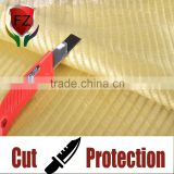 2016 premium para aramid cut resistant work fabrics for protective chainsaw chaps clothing