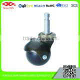 Made in china new product brass furniture casters