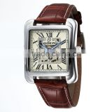luxury brand rectangle diver men's watch custom automatic watch