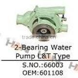 2 - bearing water pump L & T Type Concrete Pump spare parts for Putzmeister JUNJIN Schwing Sany