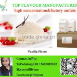 High concentration vanilla powder flavor used for ice cream making,good vanilla flavour for food products