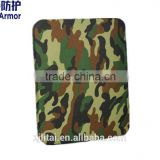 Hard Armor Plate Bulletproof Plate for Military, NIJ Level IV ICW IIIA Vest, Rectangle Body Armor Plate, Ceramic Plate