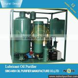 Used Lubrication Oil Explosion-proof Purifier with trailor