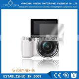 Hottest selling BAVA LCD screen protecter cover for Sony NEX 0.5mm digital camera