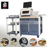 2015 hot sale advertising led automatic channel letters cutting machine for stainless steel / galvanized sheet / Iron / aluminum