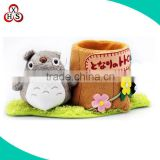 fashion plush bird toy pen container wholesale