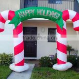 2015 christmas inflatable/inflatable arch/inflatable christmas decorations for sale
