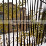 hot sale aluminum security fences to adopt advanced technology