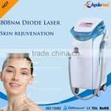 3 in 1 Diode laser skin rejuvenation machine 755 alexandrite portable diode laser hair removal