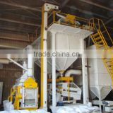 COMPLETE PULSES CLEANING,CALIBRATING AND PROCESSING PLANT.