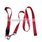 1.2m good quality length nylon webbing pet dog leashes and collars