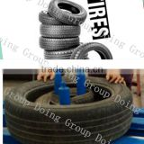 High quality used tire recycling equipment/rubber tires recycling machinery/tire doubling machine