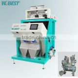New Design Dehydrated Hot Pepper CCD Color Sorter with best price