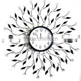 Buy contemporary metal wall clocks