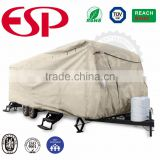 Deluxe 300D Polyester Waterproof Travel Trailer Caravan Motorhome RV Cover