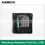 Best design Repair Screwdriver Tools Kit Cloth Bag for Mobile Phones & Electronics Screwdriver