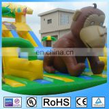 Sunway Outdoor Kids Inflatable Monkey Play Station Large Inflatable Fun City