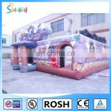 SUNWAY 2016 Giant Inflatable Outdoor Playground for Kids on Sale