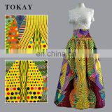 100% cotton ankara holland real african wax print fabrics