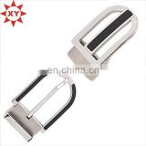 Oval zinc alloy belt buckle/custom belt accessories