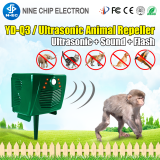 Factory Supply Ultrasonic animal repeller Pest control products electronic ultrasonic pest mouse rat repeller