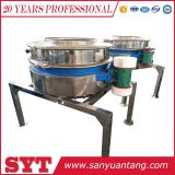 vibrating screen separator for starch flour sifting machine price