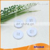 Polyester button/Plastic button/Resin Shirt button for Coat BP4264
