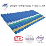 Shanghai factory direct selling PVC anticorrosion roof tile