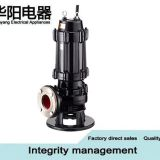 CE CCC UL 0.5 Electric Submersible Pump Irrigation Of Farmland And Garden