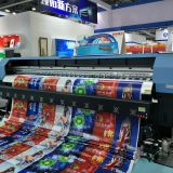 competitive price large format 3.2m eco solvent printer xp600 head for  flex banner