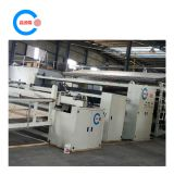 Polyester wadding production line and thermal bonded wadding production line
