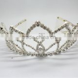 vogue jewelry wedding princess crown for girls and tiaras wholesale crown