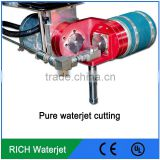 Pure water cut water jet foam strips cutting machine                                                                                                         Supplier's Choice