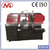 GS-400 cutting sheet iron cut automatic NC continuous cutting steel tool band saw machine price