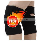 Tourmaline magnetic self-heating knee pads