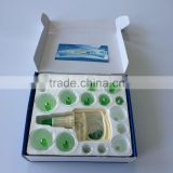 Chinese Vacuum Cupping Set Massage,Therapy Suction Apparatus Cups