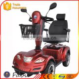 4 wheel electric mobility scooter safe easy driving mobility scooter with imported motor