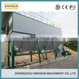 Dust collection system with NOMEX brand bag material, China asphalt plant bag house dust collector